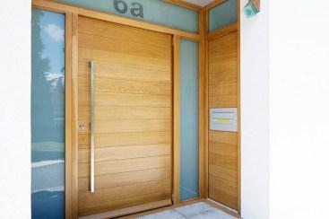Amazing Contemporary Urban Front Doors Inspiration 38
