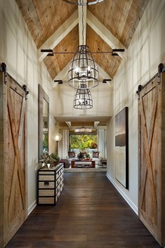 Amazing Farmhouse Style Decorations Interior Design Ideas 26