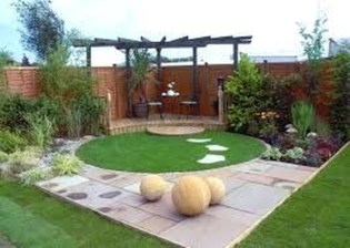 Amazing Low Maintenance Garden Landscaping Ideas 28