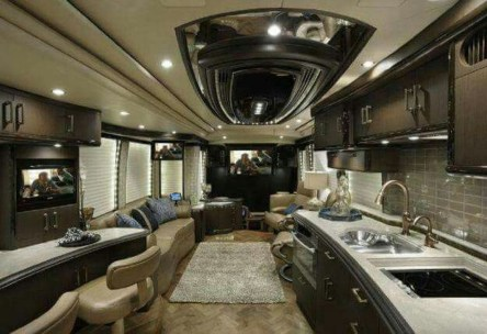 Amazing Luxury Travel Trailers Interior Design Ideas 06