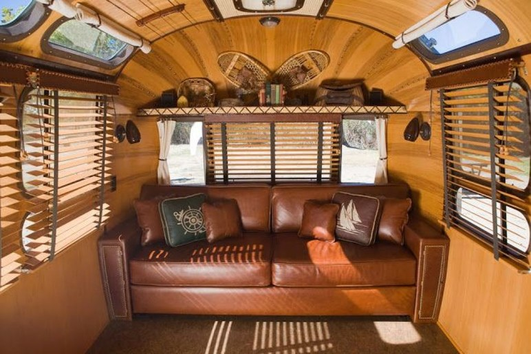 Amazing Luxury Travel Trailers Interior Design Ideas 09