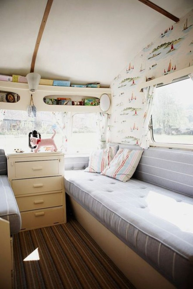 Amazing Luxury Travel Trailers Interior Design Ideas 15
