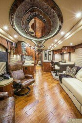 Amazing Luxury Travel Trailers Interior Design Ideas 18