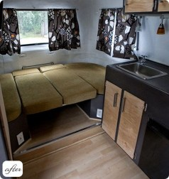Amazing Luxury Travel Trailers Interior Design Ideas 20