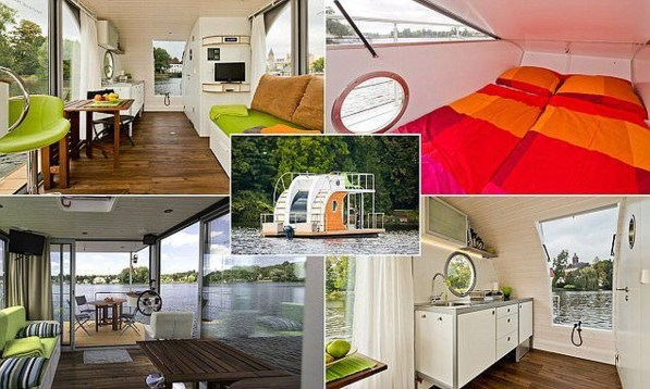 Amazing Luxury Travel Trailers Interior Design Ideas 37