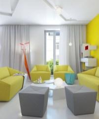 Amazing Modern Apartment Living Room Design Ideas 01