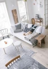Amazing Modern Apartment Living Room Design Ideas 05