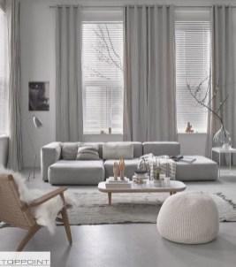 Amazing Modern Apartment Living Room Design Ideas 14