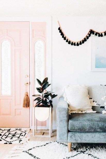 Amazing Modern Apartment Living Room Design Ideas 20