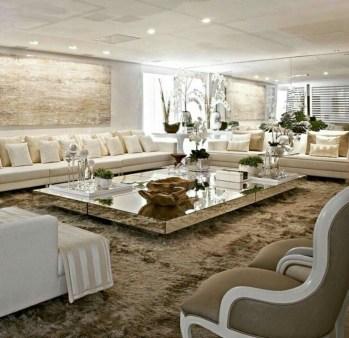 Amazing Modern Apartment Living Room Design Ideas 37