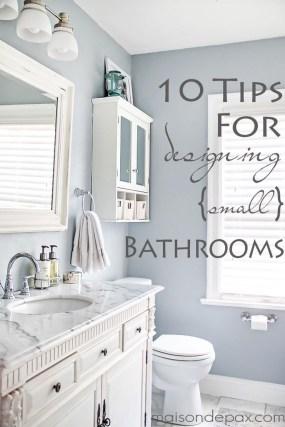 Amazing Modern Small Bathroom Design Ideas 07