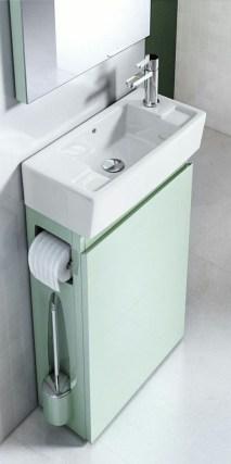 Amazing Modern Small Bathroom Design Ideas 08