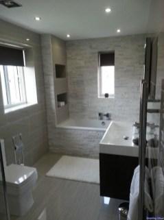 Amazing Modern Small Bathroom Design Ideas 11