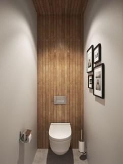 Amazing Modern Small Bathroom Design Ideas 12
