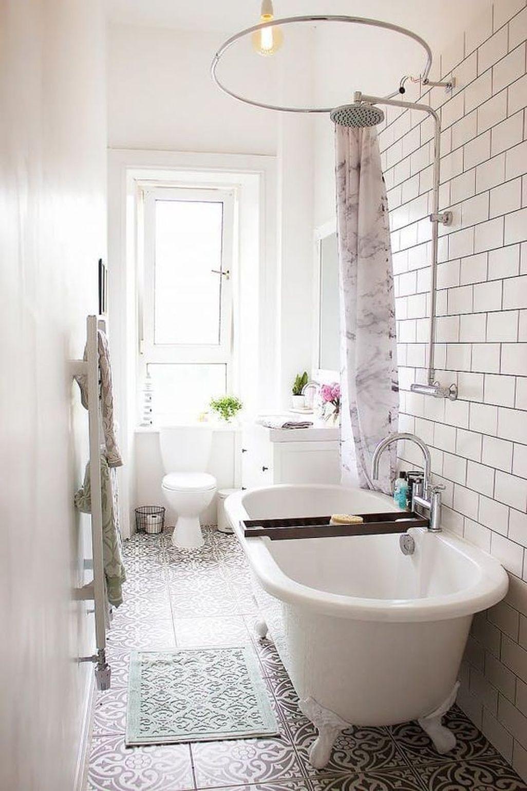 45 Amazing Modern Small Bathroom Design Ideas - HOMISHOME on Amazing Small Bathrooms  id=66537