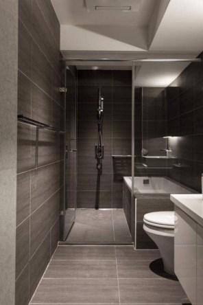 Amazing Modern Small Bathroom Design Ideas 44