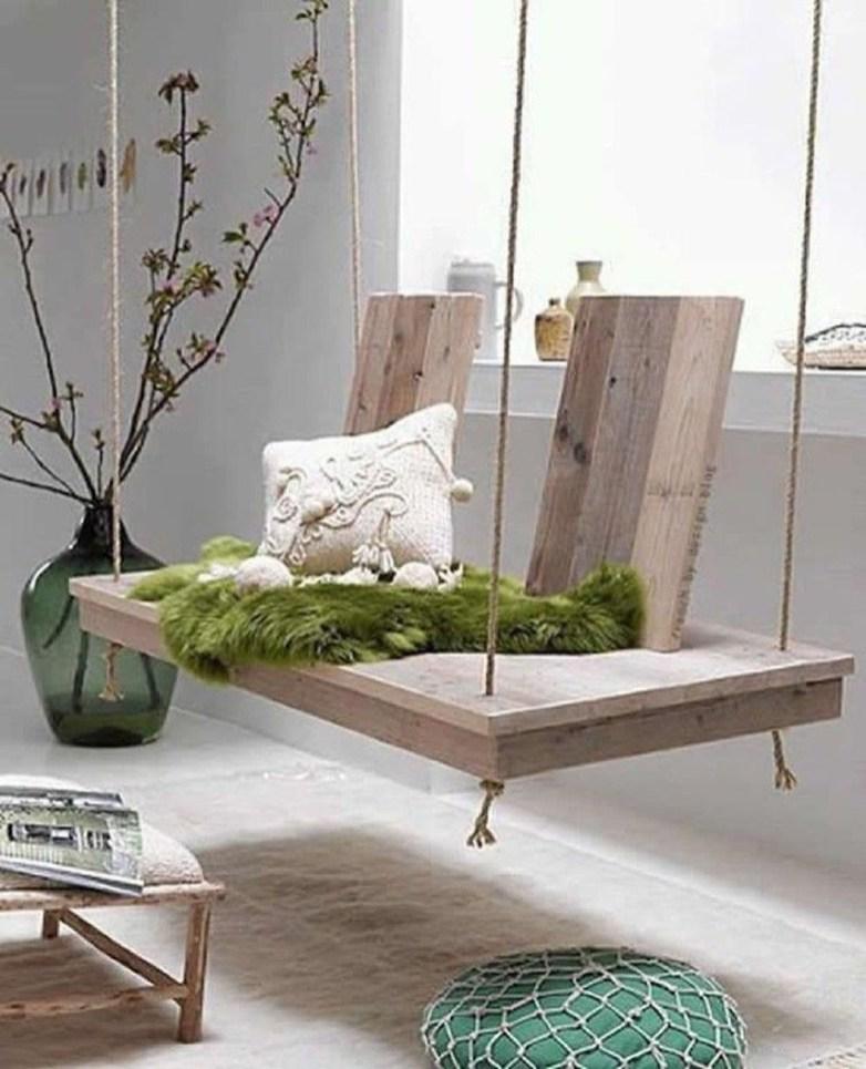 Amazing Relaxable Indoor Swing Chair Design Ideas 26