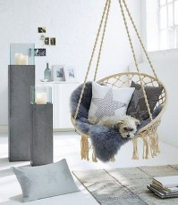 Amazing Relaxable Indoor Swing Chair Design Ideas 31