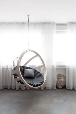 Amazing Relaxable Indoor Swing Chair Design Ideas 38
