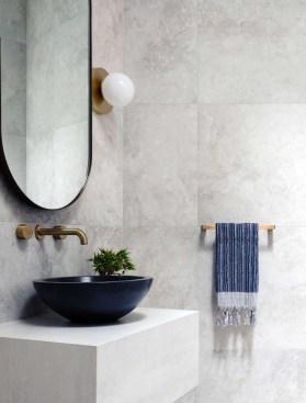Awesome Country Mirror Bathroom Decor Ideas 32