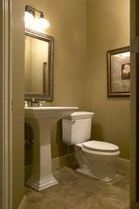 Awesome Country Mirror Bathroom Decor Ideas 40