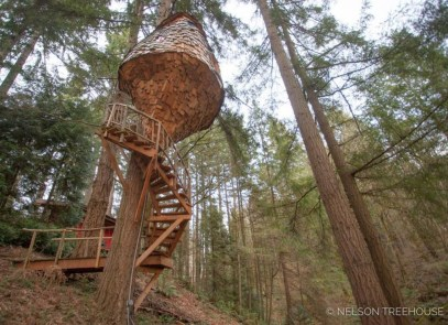 Awesome Treehouse Masters Design Ideas Will Make Dream 02