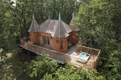 Awesome Treehouse Masters Design Ideas Will Make Dream 08