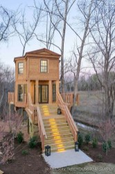 Awesome Treehouse Masters Design Ideas Will Make Dream 23