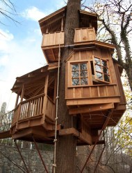 Awesome Treehouse Masters Design Ideas Will Make Dream 26