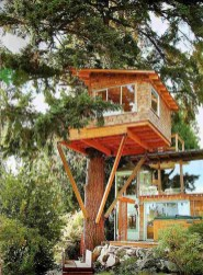 Awesome Treehouse Masters Design Ideas Will Make Dream 33