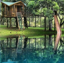 Awesome Treehouse Masters Design Ideas Will Make Dream 35