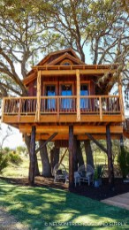 Awesome Treehouse Masters Design Ideas Will Make Dream 42
