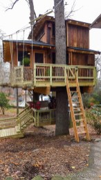 Awesome Treehouse Masters Design Ideas Will Make Dream 43