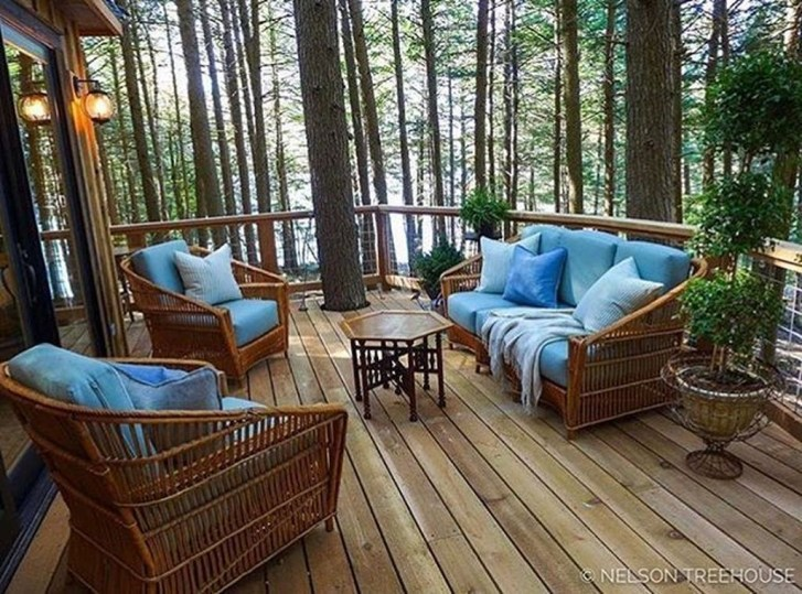 Awesome Treehouse Masters Design Ideas Will Make Dream 45