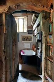 Cozy Wooden Bathroom Designs Ideas 02