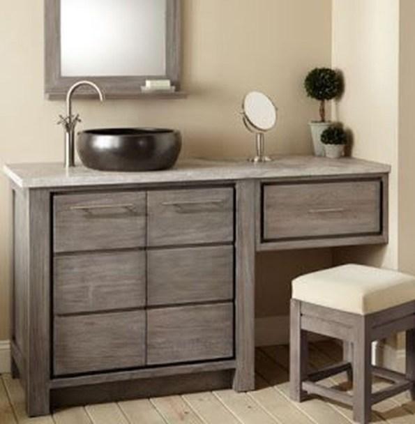 Cozy Wooden Bathroom Designs Ideas 13