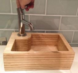 Cozy Wooden Bathroom Designs Ideas 29