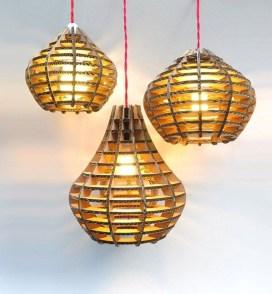 Creative Diy Chandelier Lamp Lighting 02