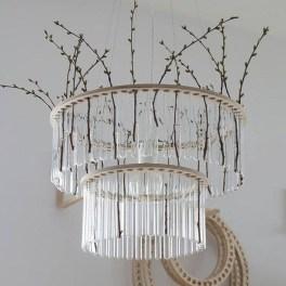 Creative Diy Chandelier Lamp Lighting 11