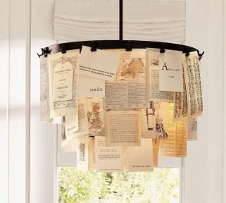 Creative Diy Chandelier Lamp Lighting 21