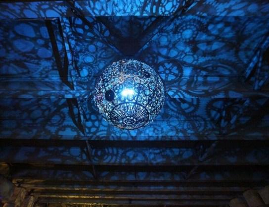 Creative Diy Chandelier Lamp Lighting 24