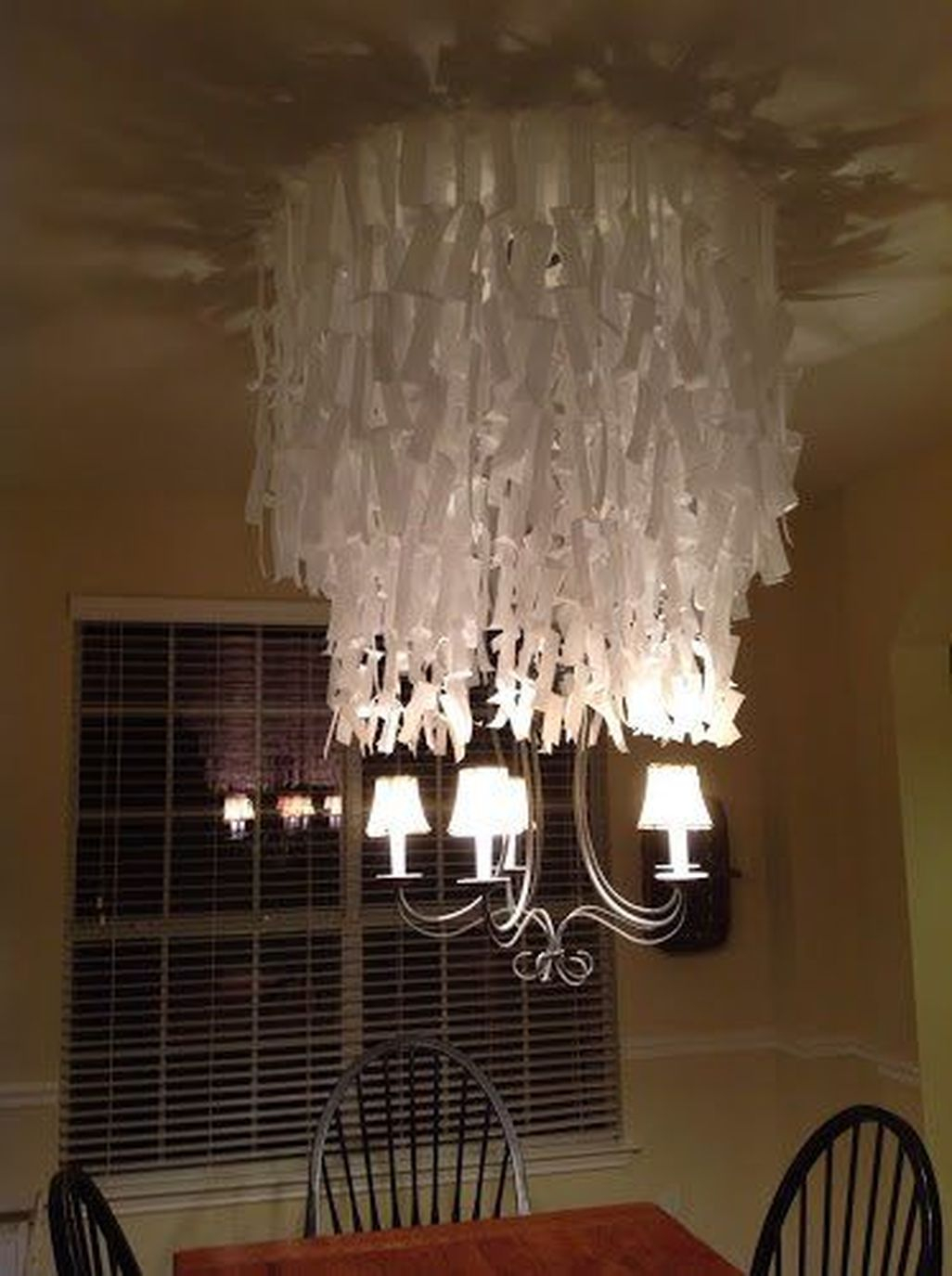 Creative Diy Chandelier Lamp Lighting 37