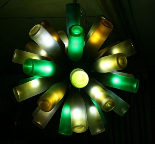 Creative Diy Chandelier Lamp Lighting 45