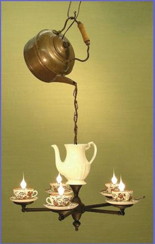 Creative Diy Chandelier Lamp Lighting 47