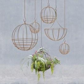 Creative Hanging Air Plants Decor Ideas 01