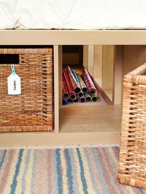 Creative Hidden Shelf Storage 27