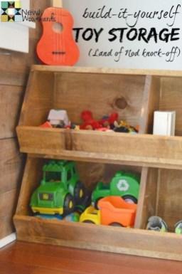 Creative Hidden Shelf Storage 28