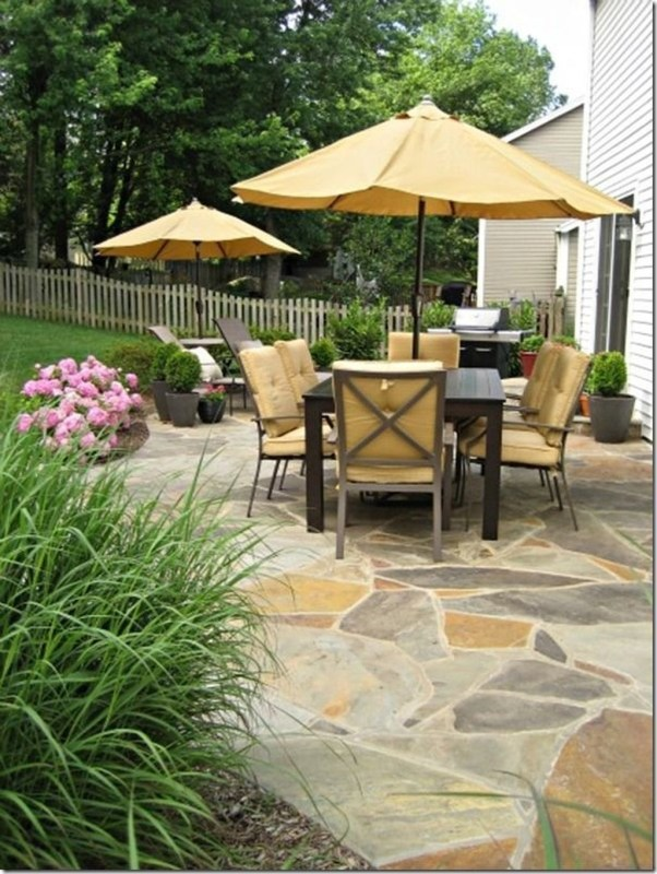 Creative Small Patio Design Ideas 25