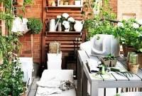 Creative Small Patio Design Ideas 32