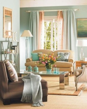 Elegant Living Room Colour Ideas 06